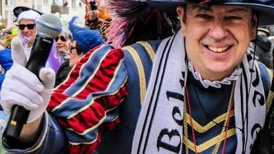 Traditionsbewahrer: Dillweißensteins Fastnet-Umzugschef Jörg Müller hat den Kampf um Pforzheims größtes Karnevalsevent noch nicht aufgegeben.