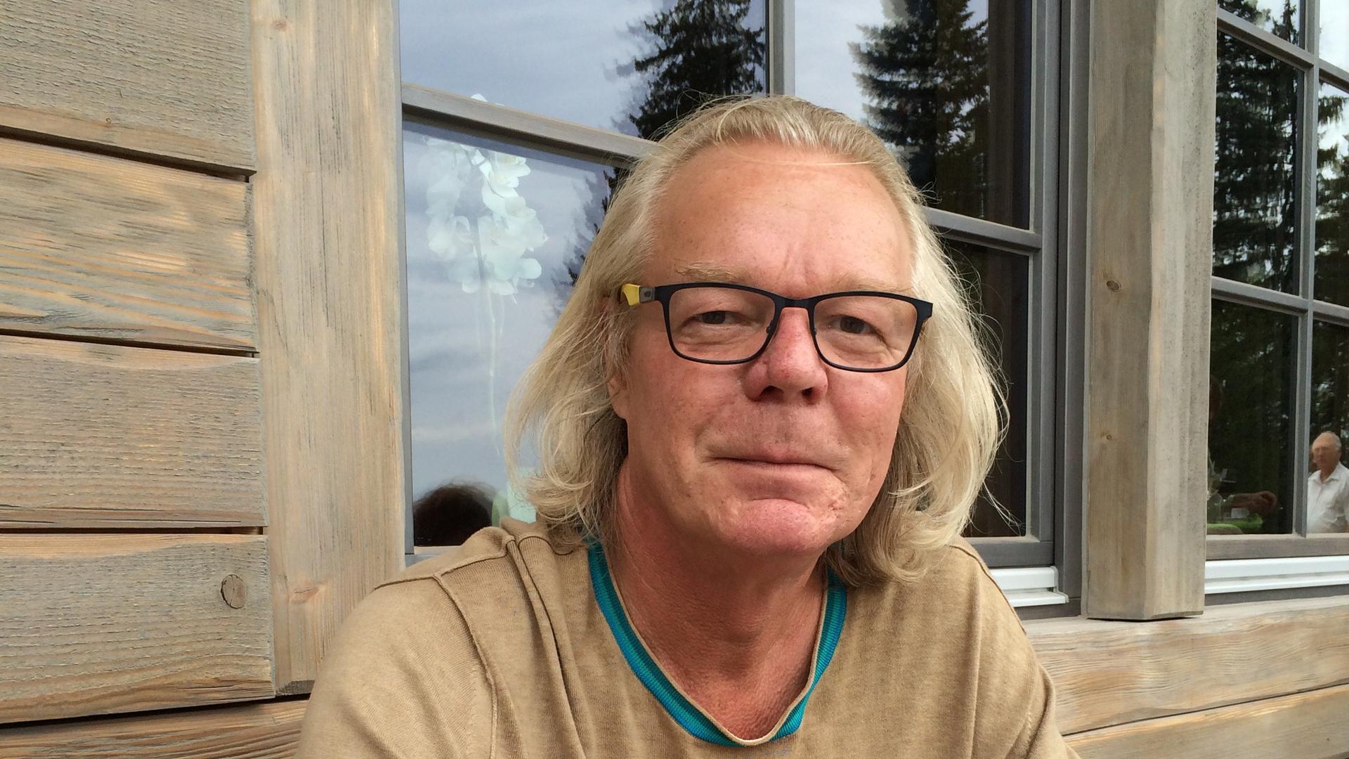 Ralf Kaminsky, Gruppenkoordinator von Greenpeace Pforzheim.