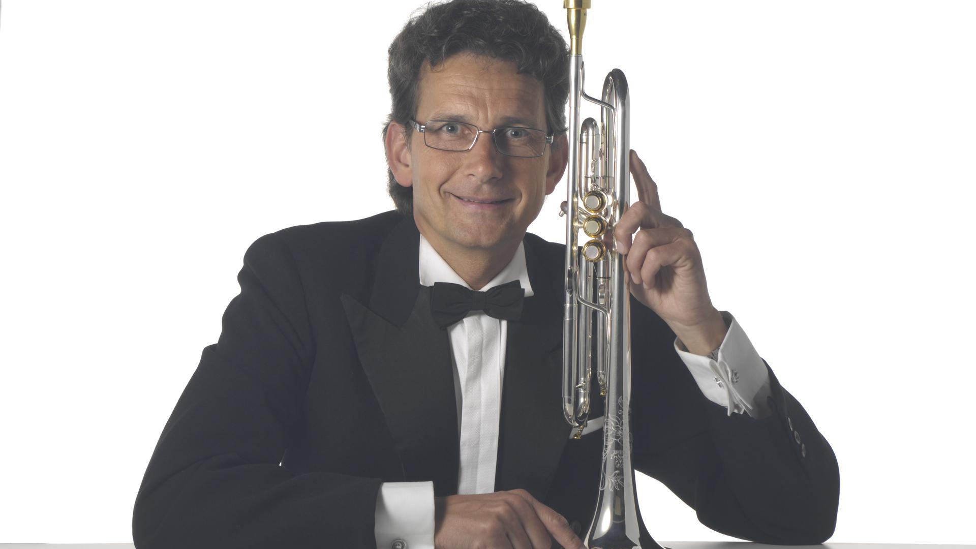 Andreas Michel, Leiter der Pforzheimer Jugendmusikschule