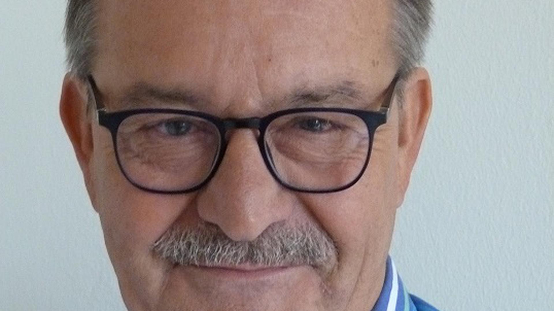 Rät zur Information über die Wetterlage: Michael Gutwein, Leiter der regionalen Messgruppe es Deutschen Wetterdienstes in Stuttgart.