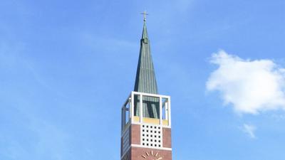 Stadtkirche im Jahr 2020