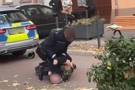Umstrittene Festnahme in Pforzheim durch Polizisten