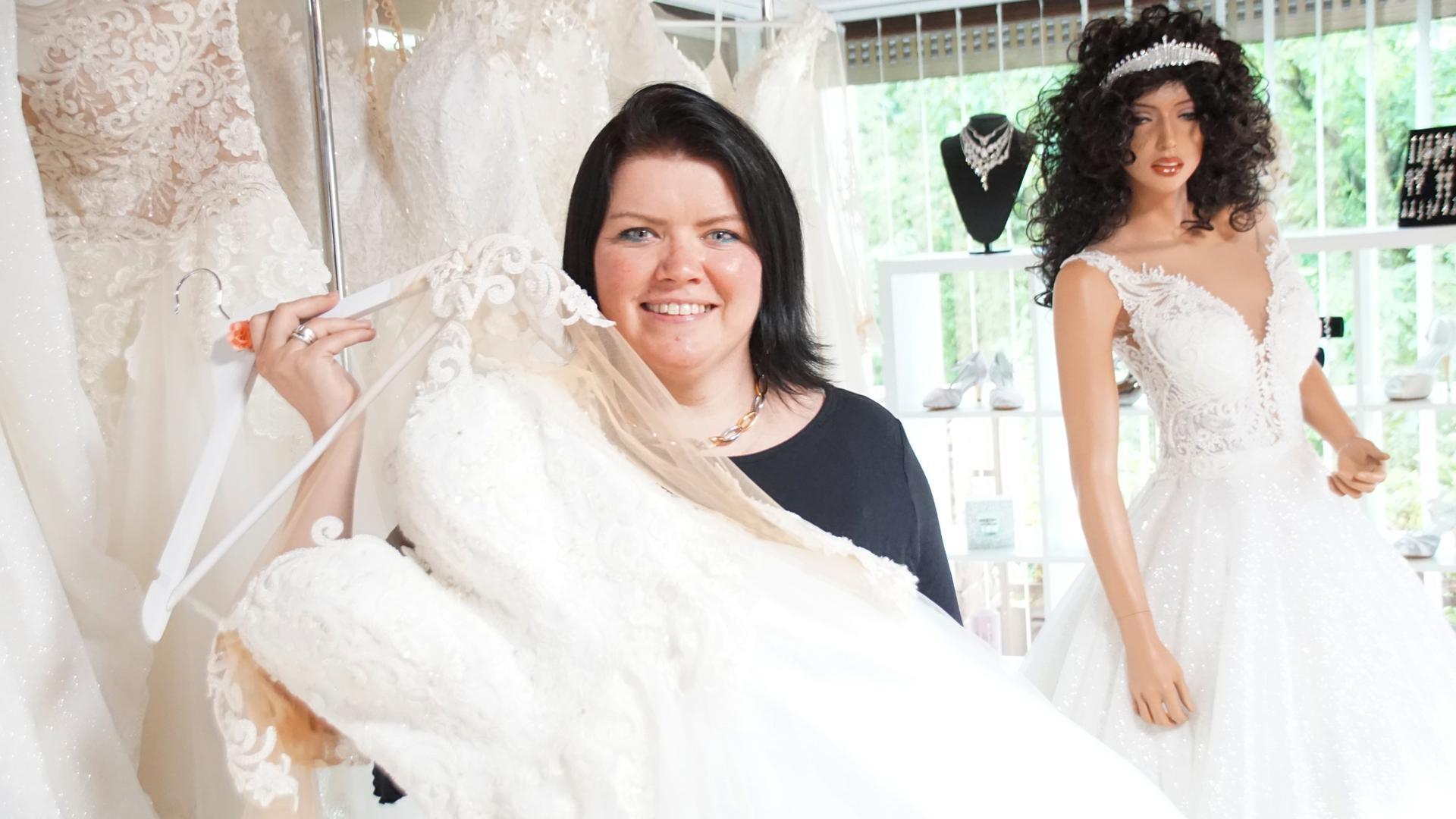 Trotz Corona: Zwei Brautmodengeschäfte eröffnen in Pforzheim und