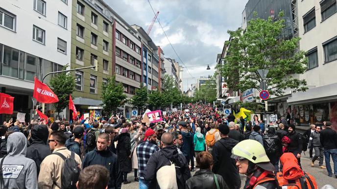 Pforzheim Demo