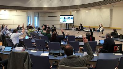 Einstimmiges Votum: Der Umwelt- und Verkehrsausschuss stimmte bei seiner Sondersitzung am Freitagnachmittag dafür, dass zwei Busunternehmen die Linien im westlichen Enzkreis zumindest bis 31. Januar weiterbetreiben.