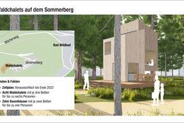 Grafik Waldchalets Sommerberg