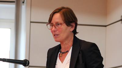 Leiterin des Gesundheitsamt, Brigitte Joggerst