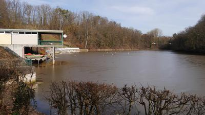Der Tiefe See in Maulbronn