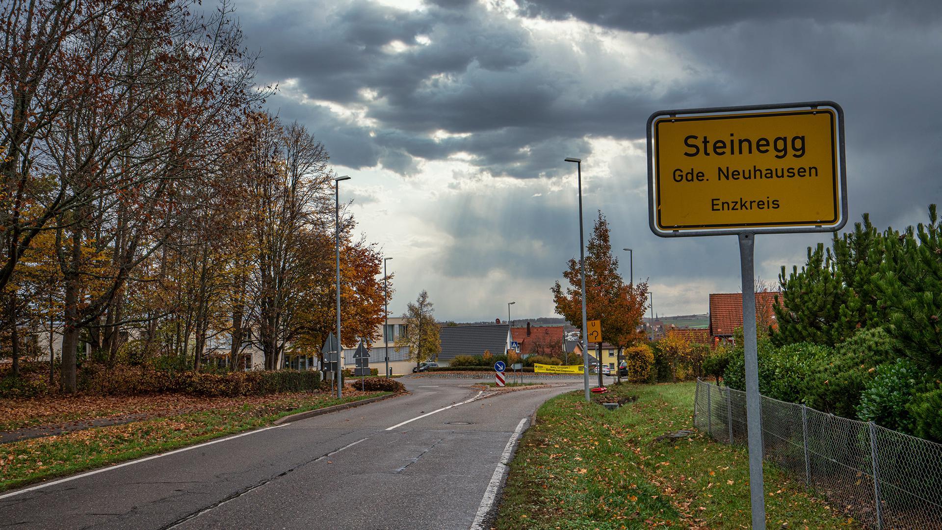 Steinegg am Sonntag, 1. November 2020