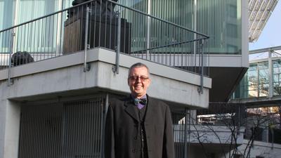 Erster Landesbeamter Wolfgang Herz