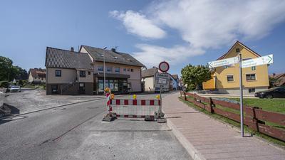 Drei Tage, von Mittwoch bis Freitag, ist Salmbach für die Außenwelt nicht erreichbar. Keine Post, keine Pakete kommen hier bis Samstag an.