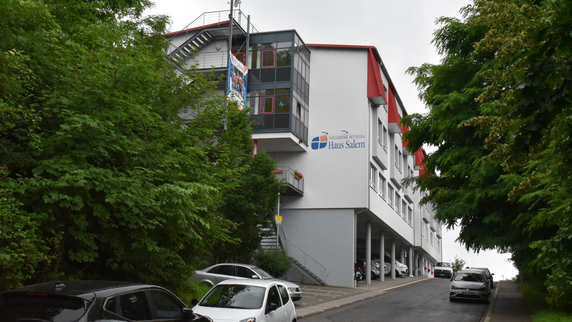 Alten- und Pflegeheim Salem in Ispringen