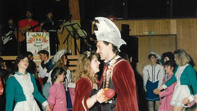 Prinzenpaar der abgesagten Kampagne 1990/91