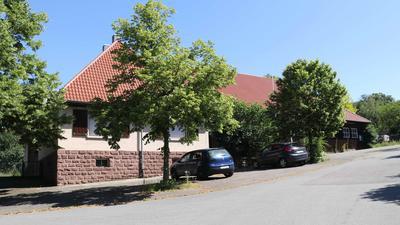 Die Winzerhalle in Ellmendingen