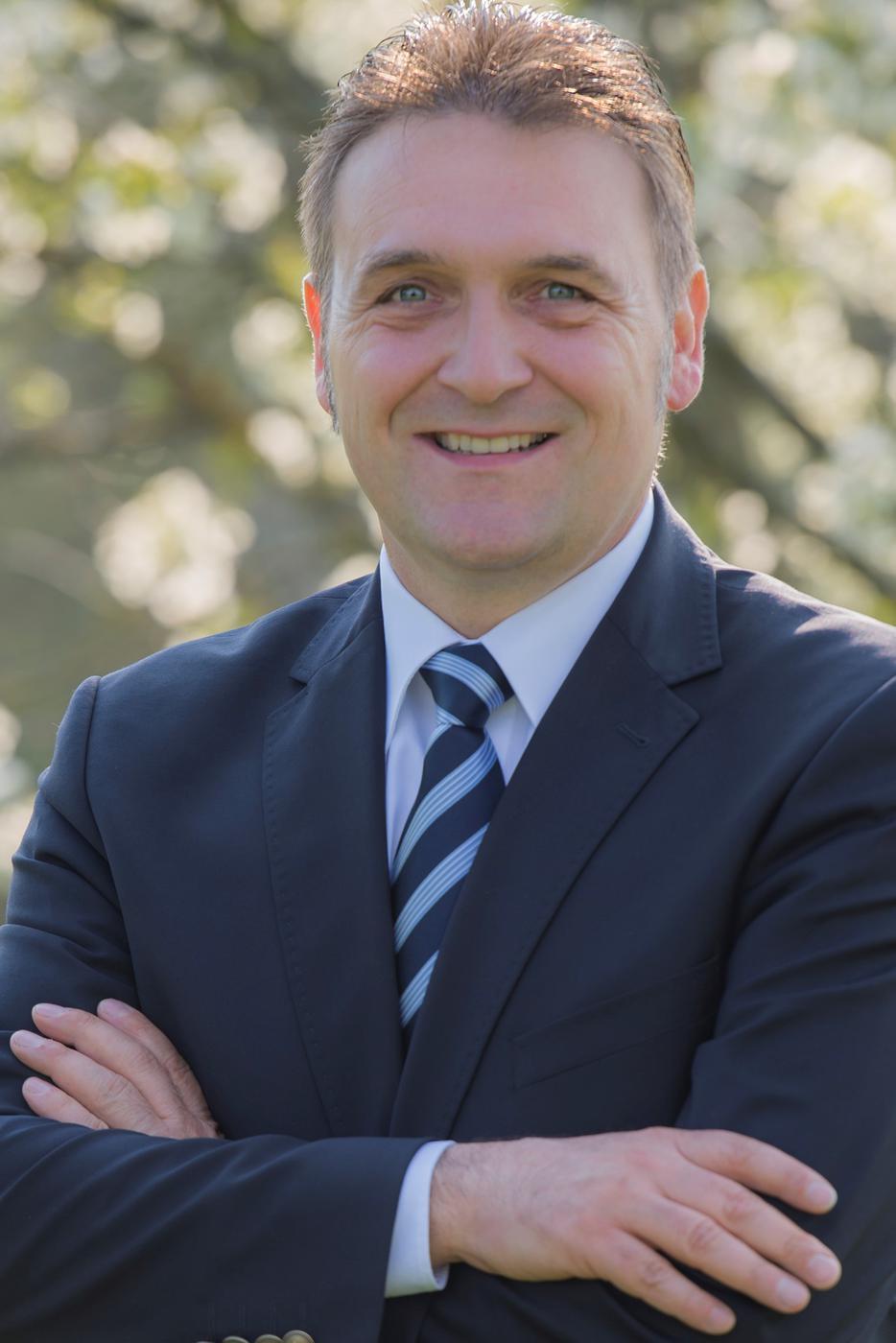 Heiko Faber, Bürgermeister von Kieselbronn