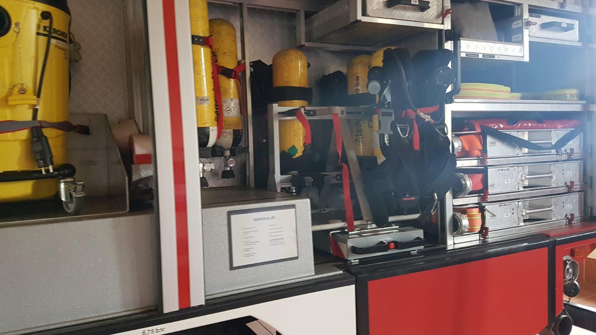 Feuerwehrauto Kieselbronn