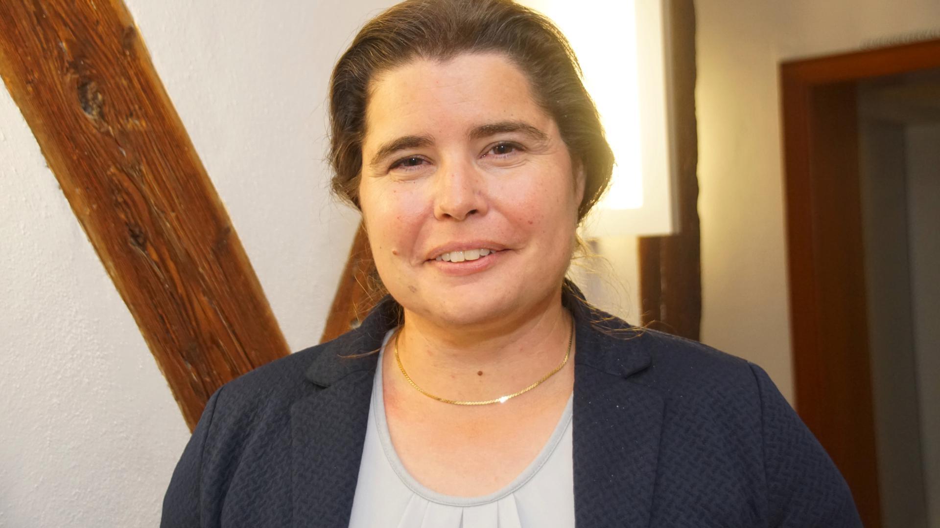 Stefanie Haindl.