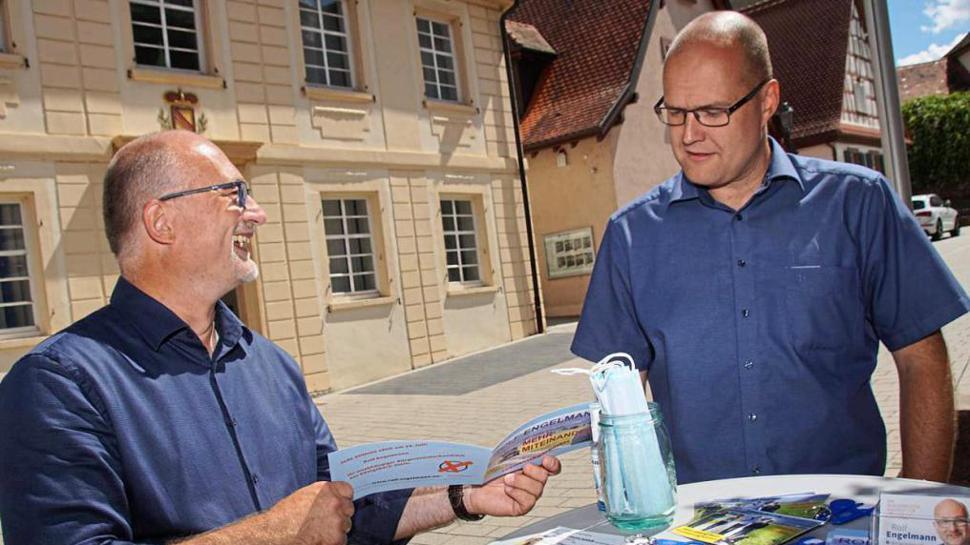 Rolf Engelmann Königsbach-Stein