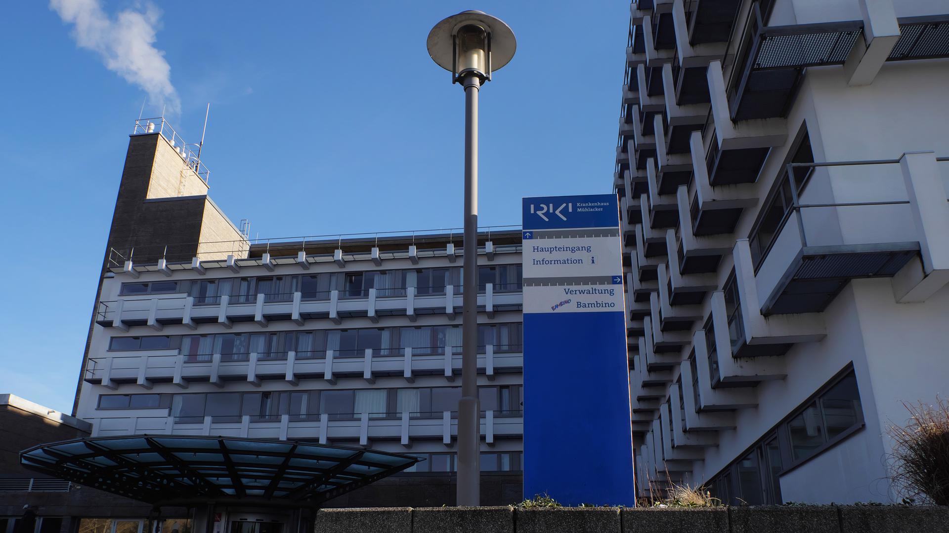 Weniger Patienten, weniger Geld: Knapp 1,7 Millionen Euro Verlust hat alleine die RKH-Klinik in Mühlacker 2020 eingefahren. Es ist eine Folge der Corona-Pandemie und zurückgegangenen Belegungszahlen