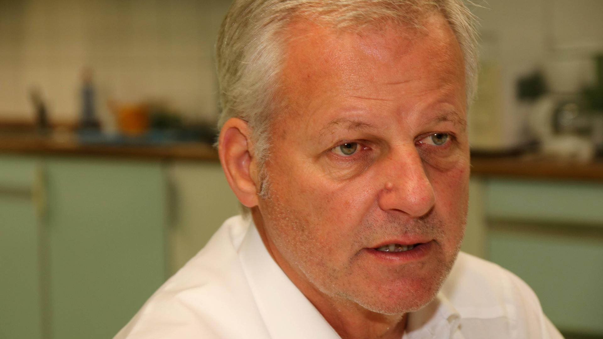 Thomas Knapp, Unternehmer und Lokalpolitiker aus Mühlacker.