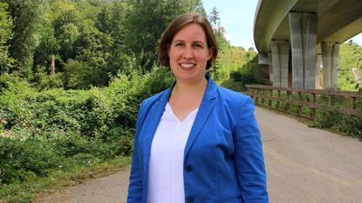 Freut sich auf den Enzkreis: Hilde Neidhardt tritt am 1. August ihre Stelle als Erste Landesbeamte an. Bis Ende 2019 war sie im Landratsamt Enzkreis Dezernentin für Landwirtschaft, Forsten und öffentliche Ordnung.