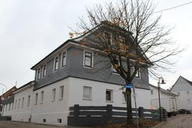 Gebäude in der Waldrennacher Eichwaldstraße