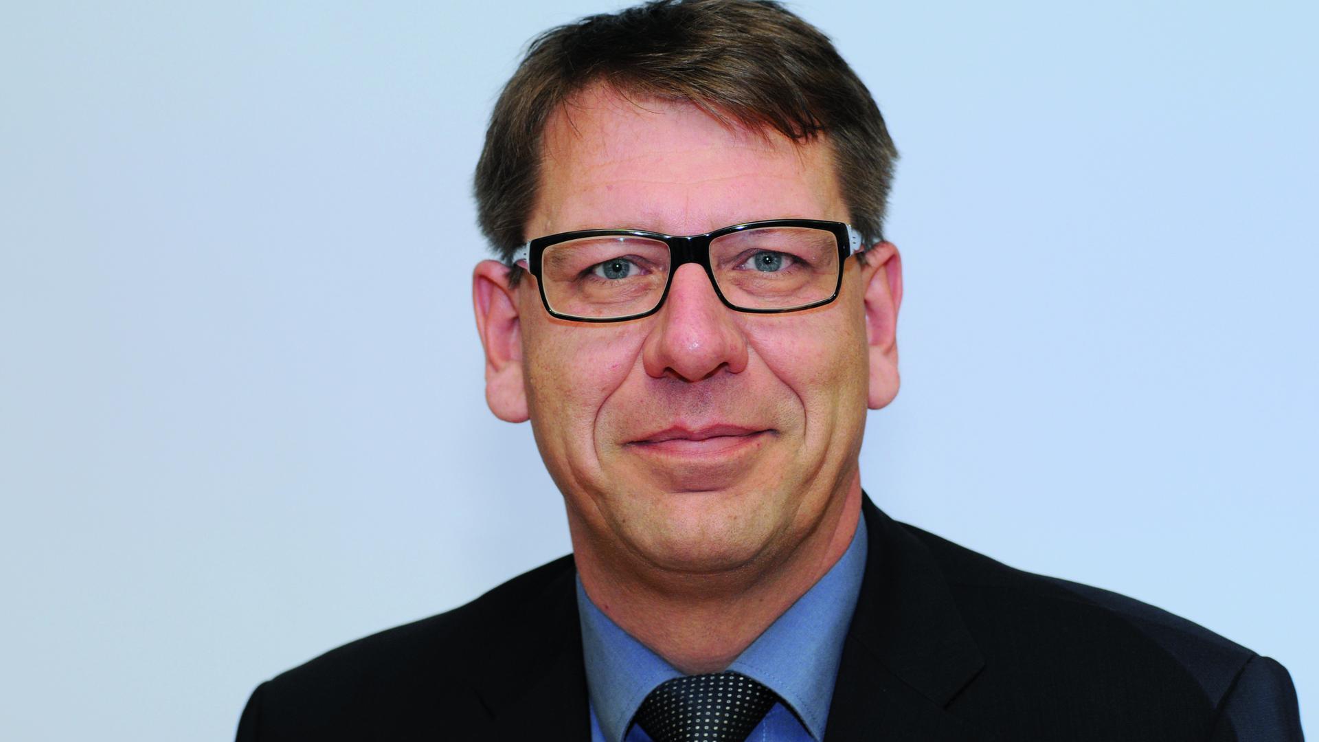 Michael Schmidt, Bürgermeister von Neulingen
