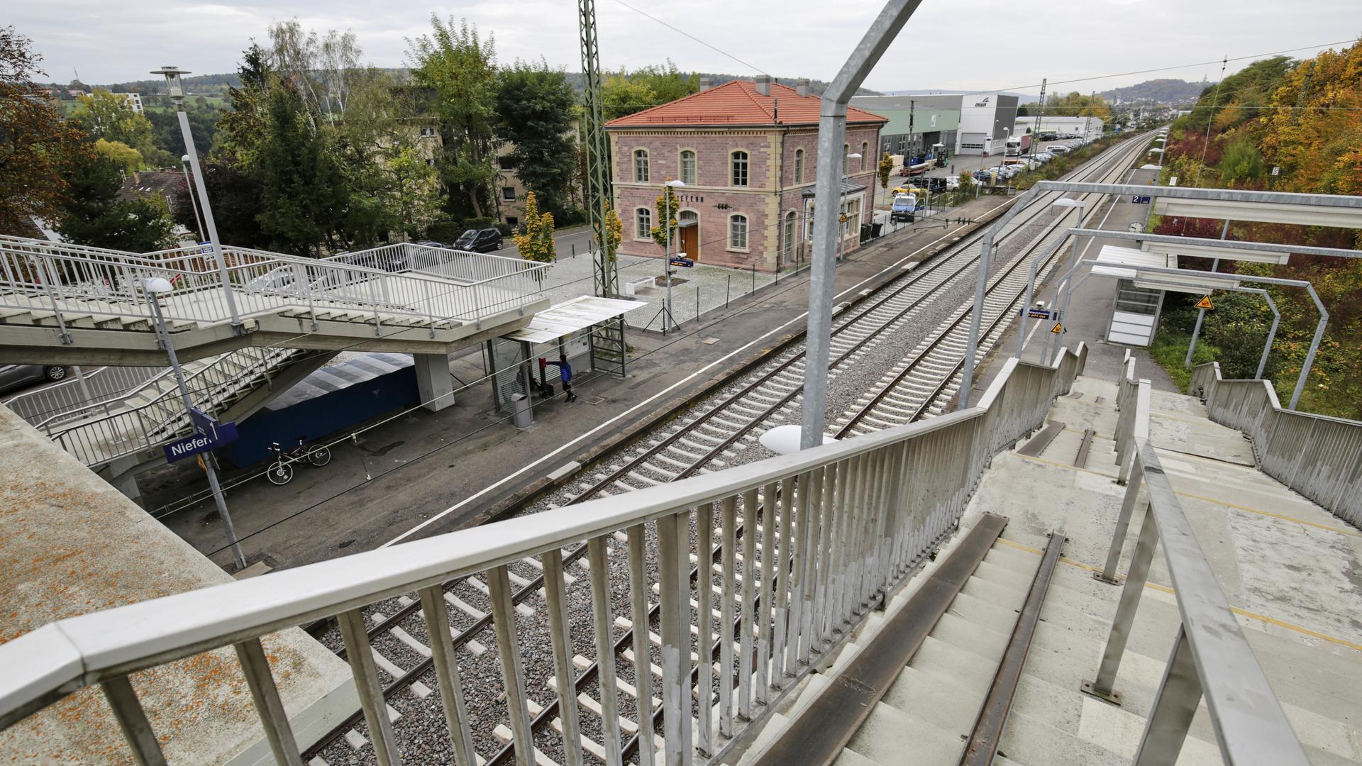 Bahnhof Bühl