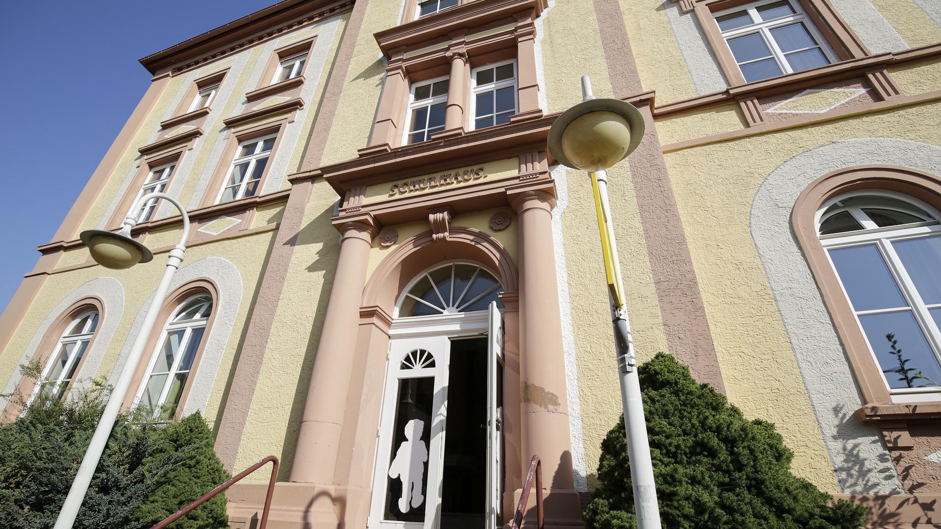Kirnbachschule GWRS. Grundschule Niefern