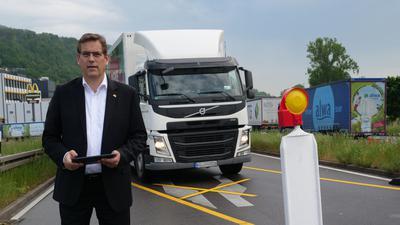 Erik Schweickert sieht einen drohenden Verkehrsinfarkt auf Niefern zukommen, wenn das Regierungspräsidium nicht schnell reagiert