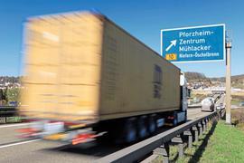 Verwirrende Umleitung: Ab Winter soll der Ausweichverkehr von der A8 über Mühlacker geführt werden.