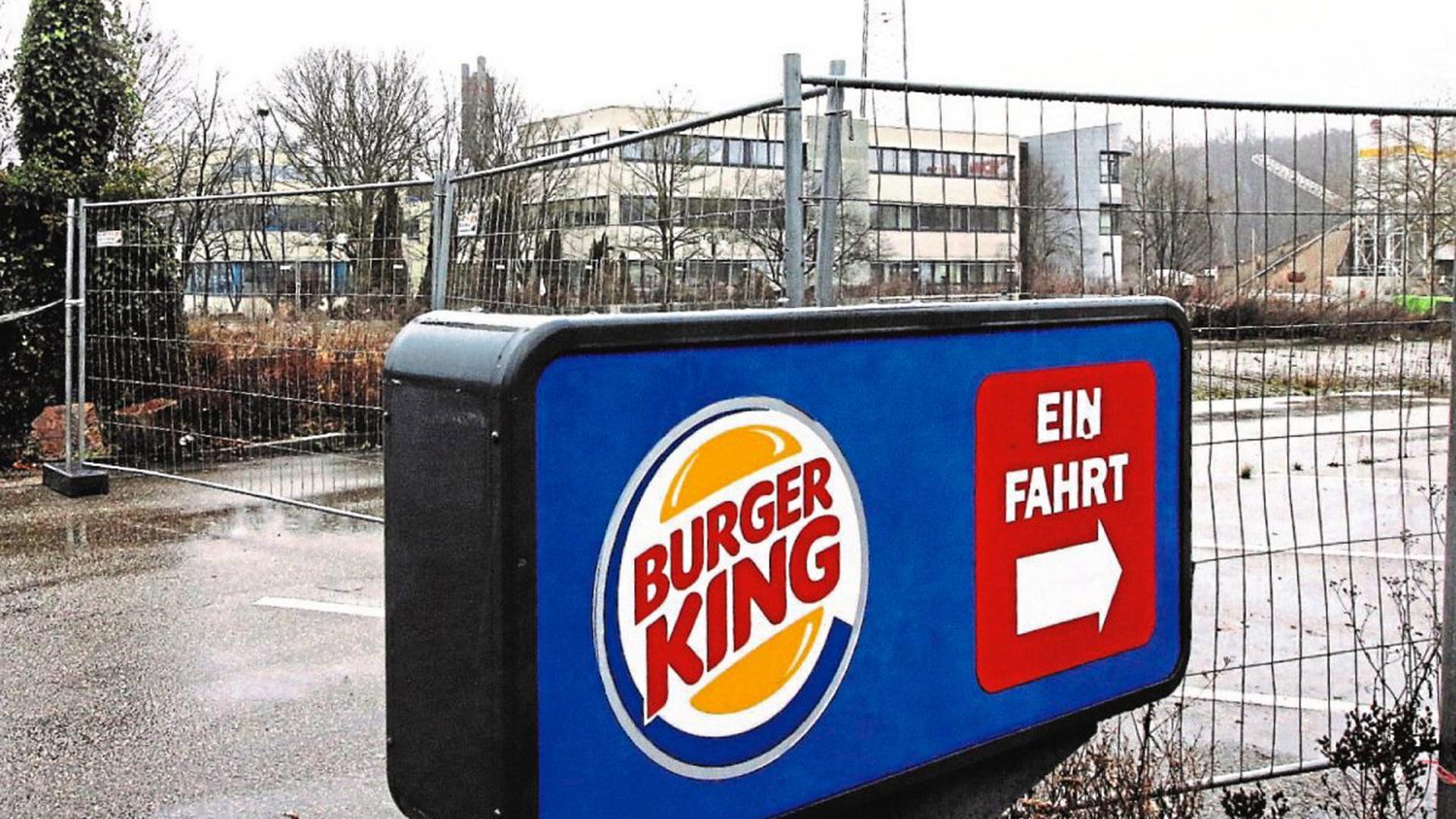 Burger King Pforzheim