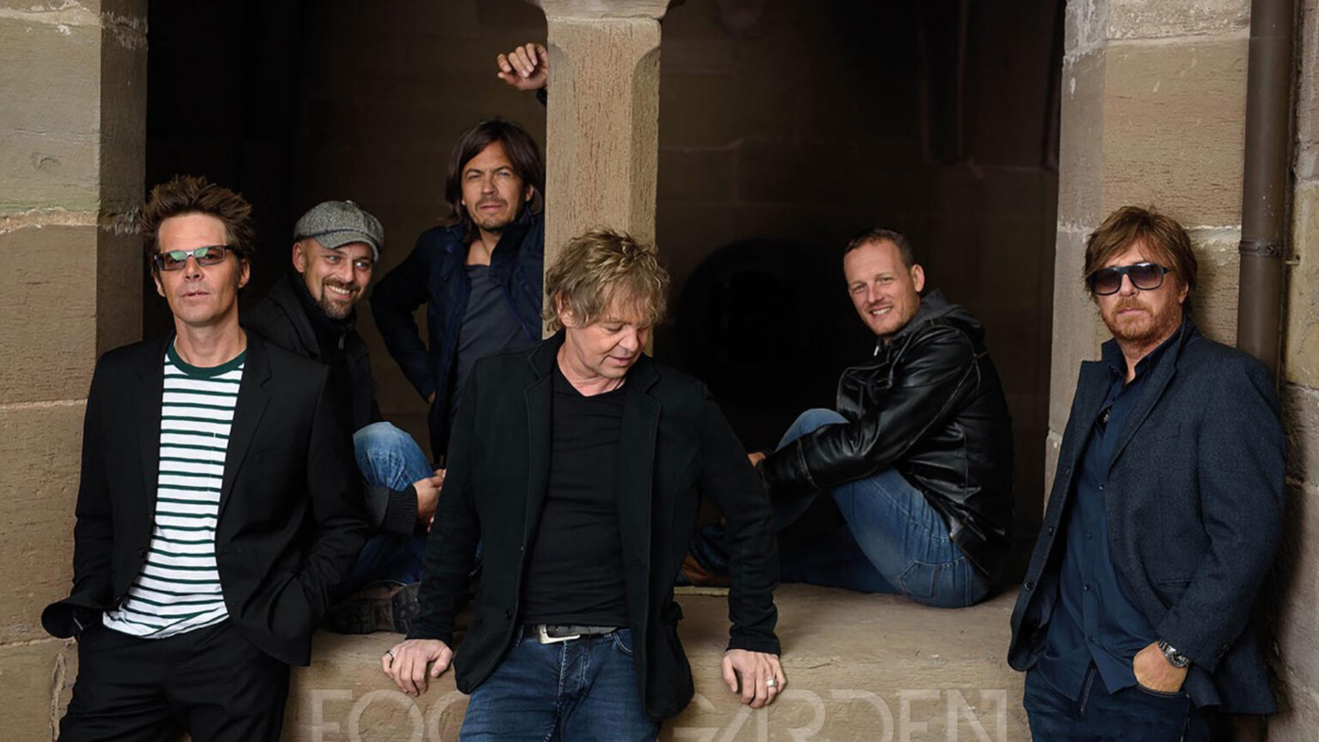 """Erneut mit von der Partie ist die Pforzheimer Band """"Fools Garden"""", die mit """"Lemon Tree"""" einen Welthit hatte."""