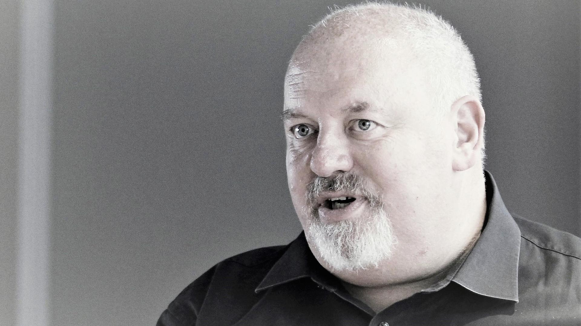 Engagierter Stadtrat, Arzt und Christ: Ralf Fuhrmann auf einem Archivbild von 2019