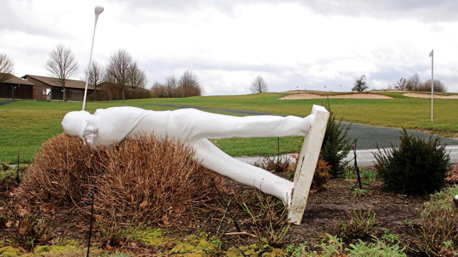 In Schieflage: Der Spielbetrieb beim Golfclub Pforzheim auf dem Karlshäuser Hof geht trotz der Insolvenz des Clubs weiter. Die Zukunft des Vereins ist derzeit jedoch ungewiss. Das Gericht bestimmt einen vorläufigen Insolvenzverwalter, der zunächst alle Entscheidungen trifft. Der Vorstand steht ihm beratend zur Seite.