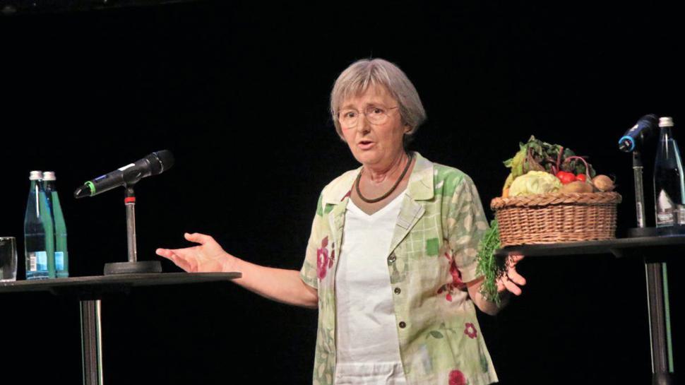 Brennt für grüne Themen: Stefanie Seemann.