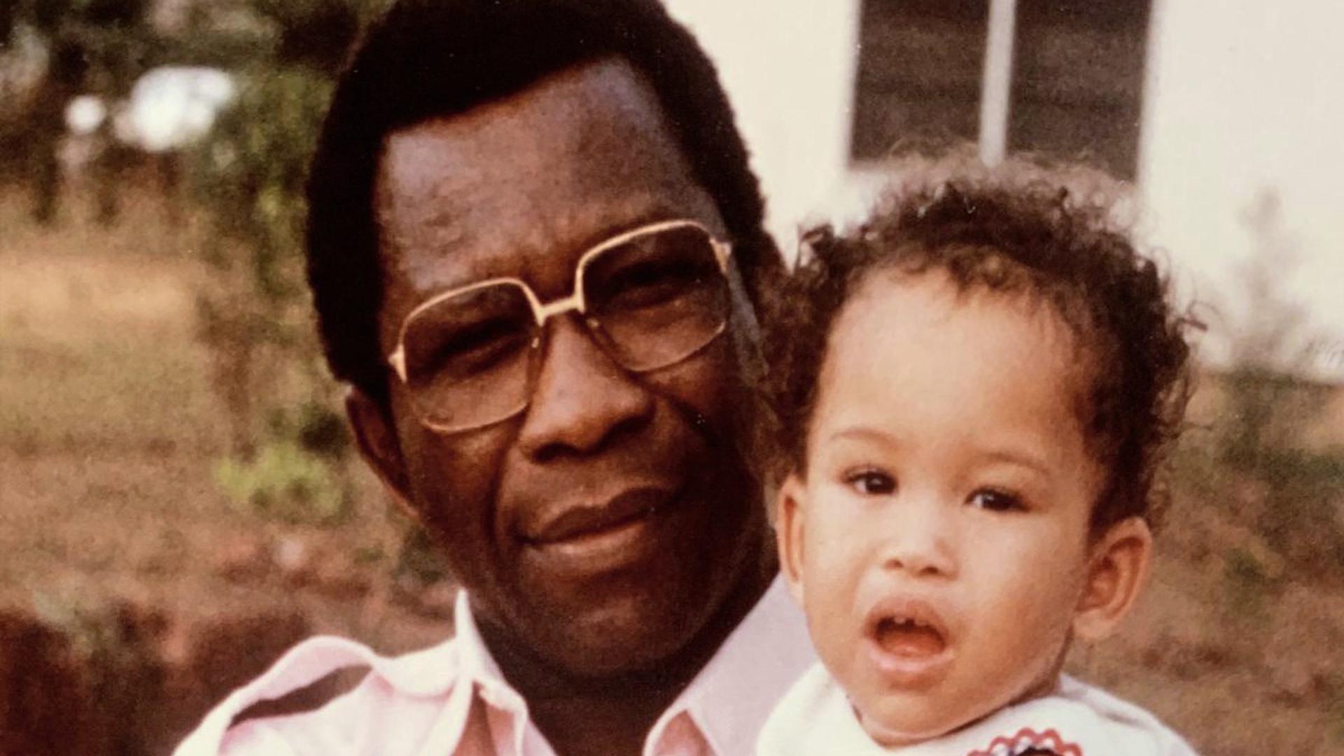 Astrids Vater stammt aus Nigeria. Auch potentielle Spender sollten westafrikanischer Herkunft sein.