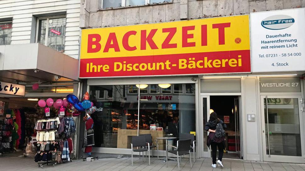 Sogar Bäckereien setzen schon auf den Preiskampf.