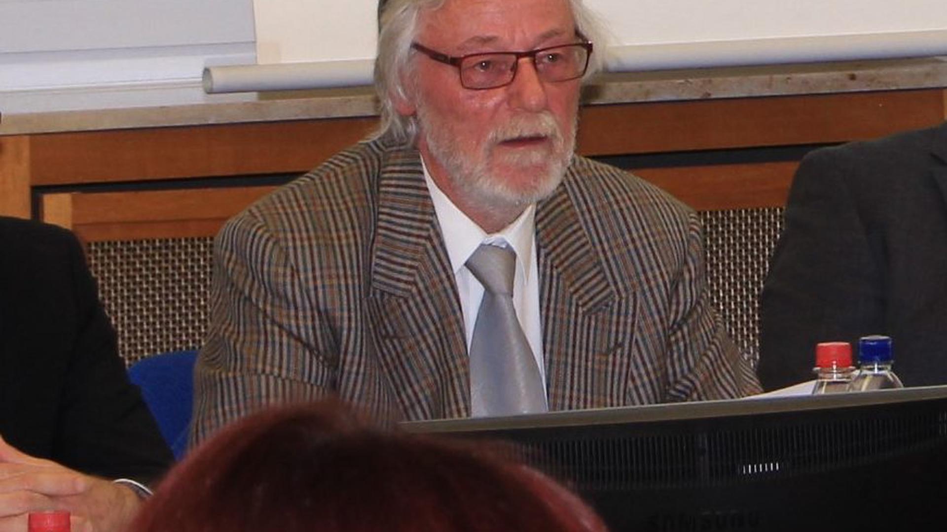 Klaus Bader Pforzheim