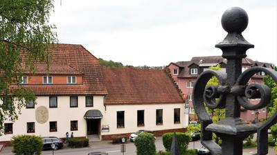 """""""Stadt Pforzheim"""" an der Hauptstraße in Eutingen"""