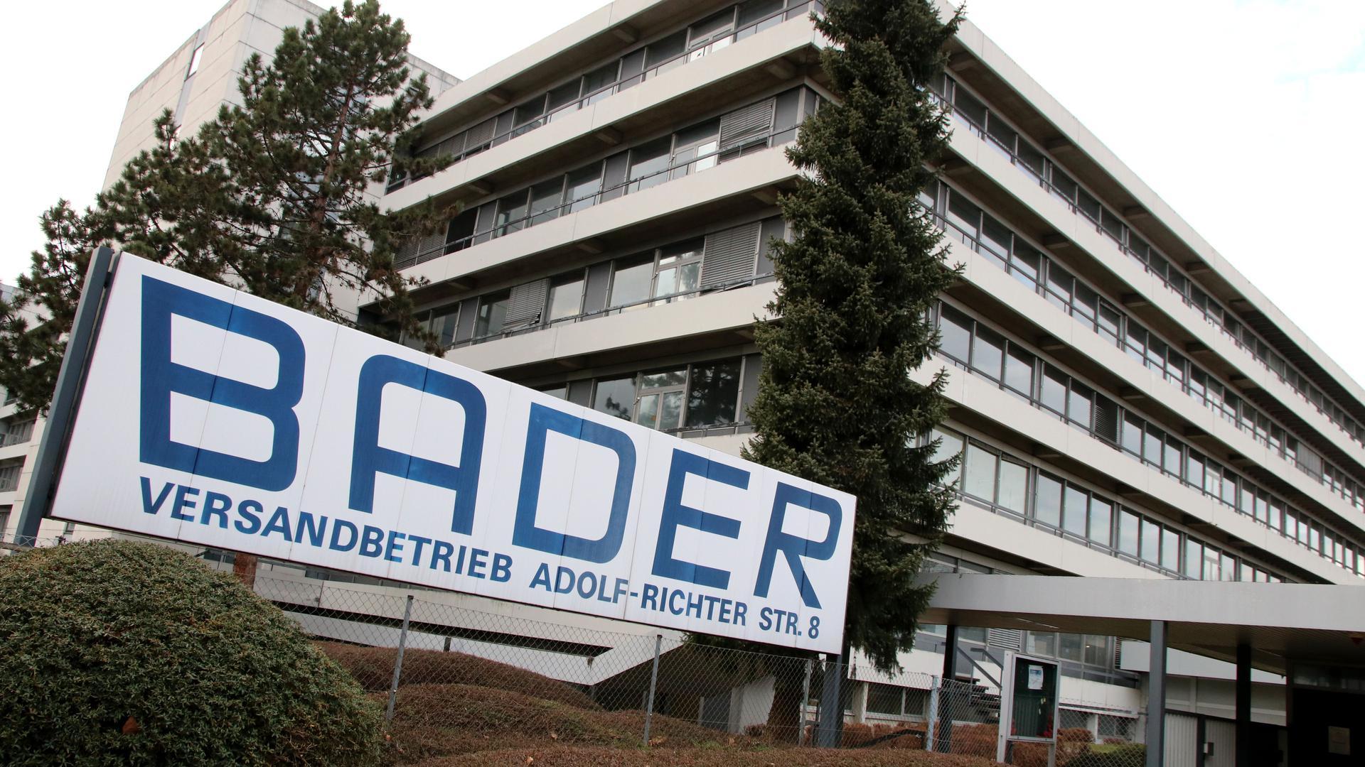 Neues Domizil: Das Gesundheitszentrum soll im April im Bader-Gebäude als Zwischenlösung in der Adolf-Richter-Straße wiedereröffnet werden. Mitte 2022 soll die Reha-Einrichtung endgültig in die Maximilianstraße umziehen.