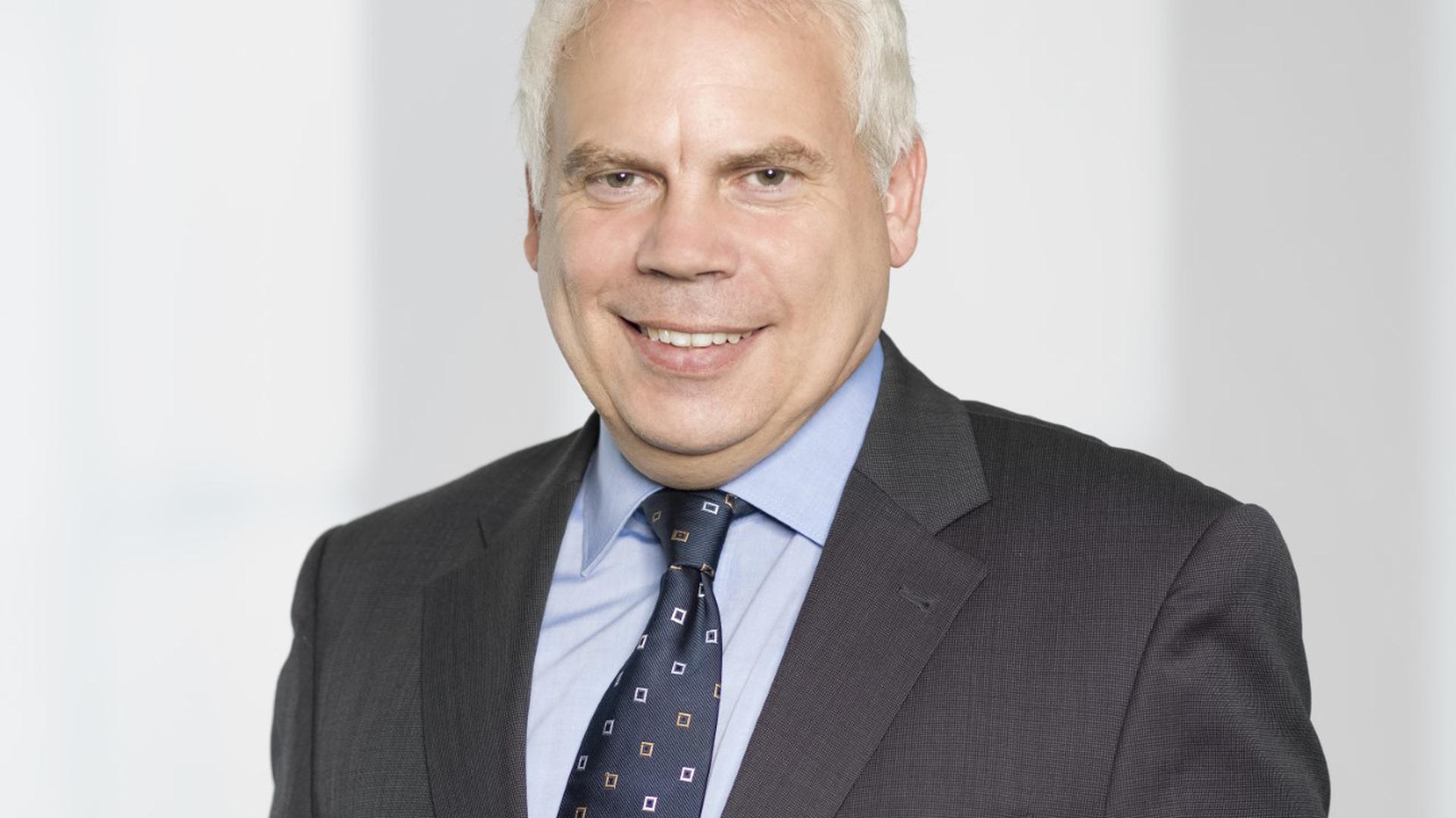 Fordert Fusion: Matthias Lieb, Vorsitzender des ökologischen Verkehrsclubs VCD hält den Zusammenschluss des VPE mit einem Nachbars-Verbund für sinnvoll.