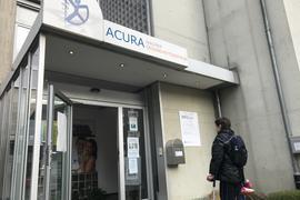 Bei laufendem Betrieb: Wegen einer Zwangsvollstreckung des Pforzheimer Amtsgerichts mussten die Patienten im Acura Wagner Gesundheitszentrum die Einrichtung verlassen.