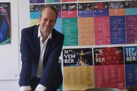 Chefdramaturg Peter Oppermann, Theater Pforzheim