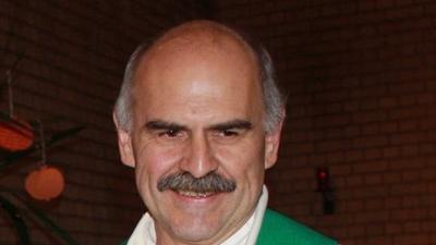 Pfarrer Georg Lichtenberger, Leiter der katholischen Kirchengemeinde Pforzheim