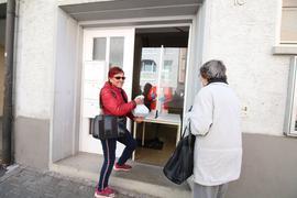 Warmes Essen für wenig Geld: Das gibt es ab Samstag wieder drei Mal pro Woche bei der Suppenküche in der Kiehnlestraße 10 in Pforzheim. Im Schnitt geben die Helfer 100 bis 150 Essen pro Tag aus.