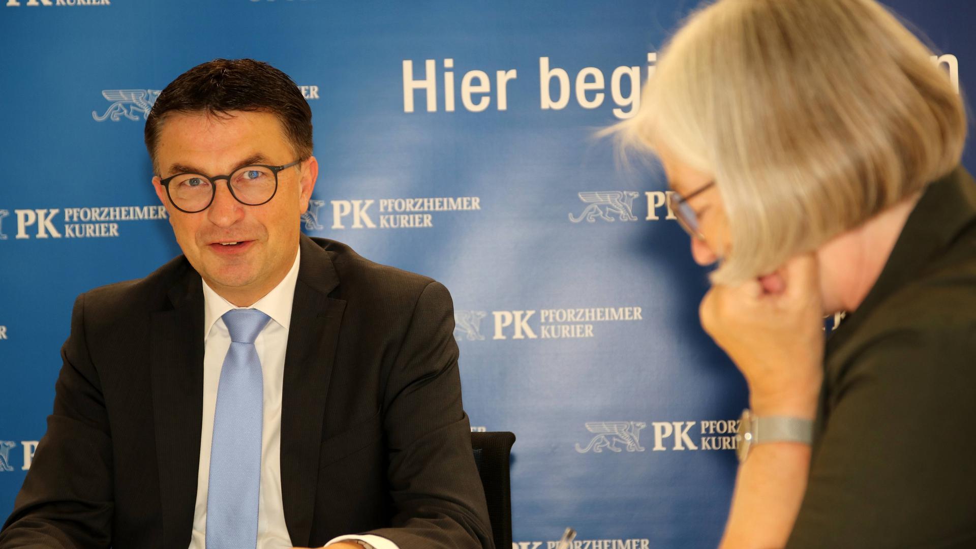 Oliver Reitz Wirtschaftsförderer