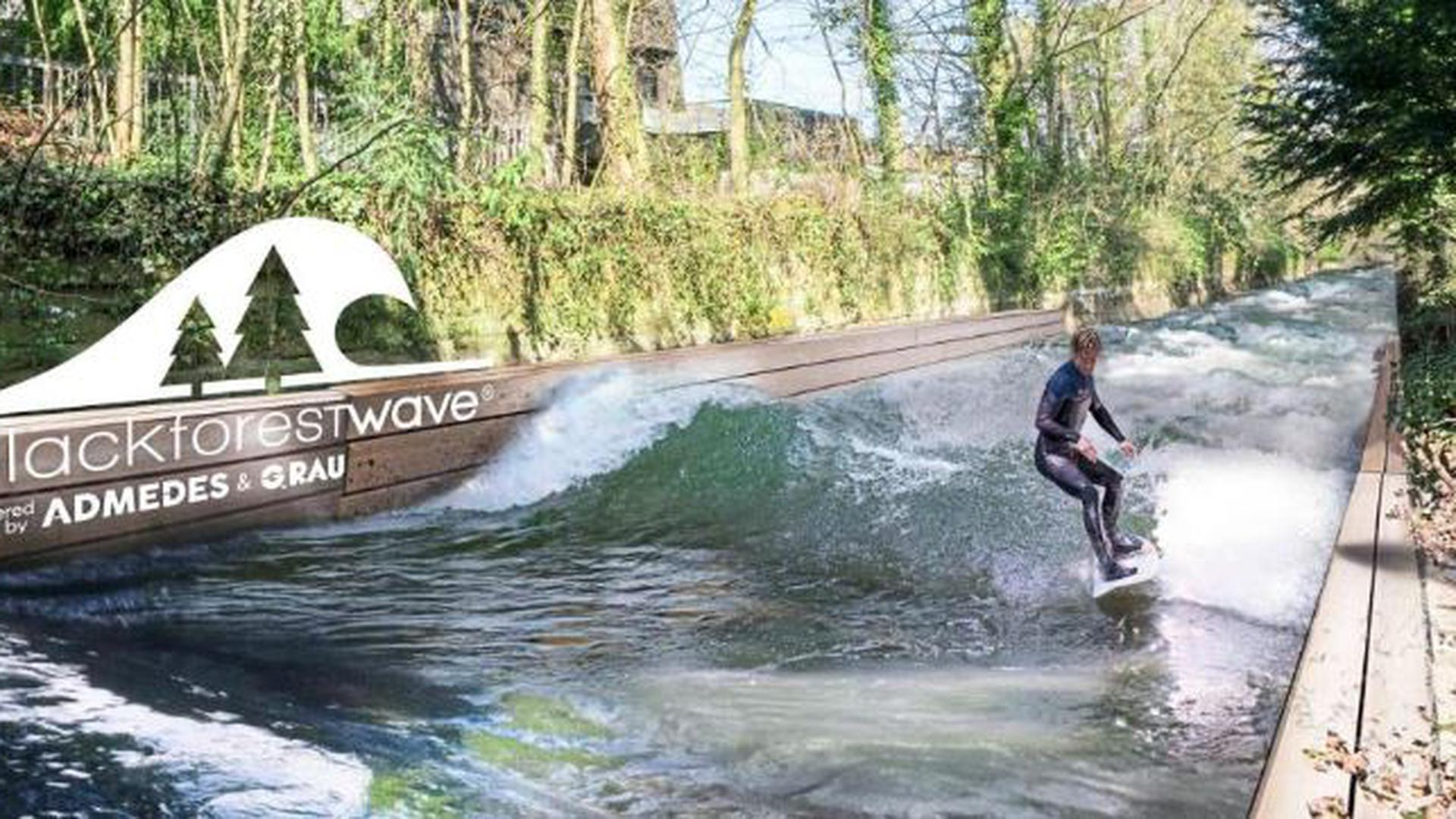 Black Forest Wave