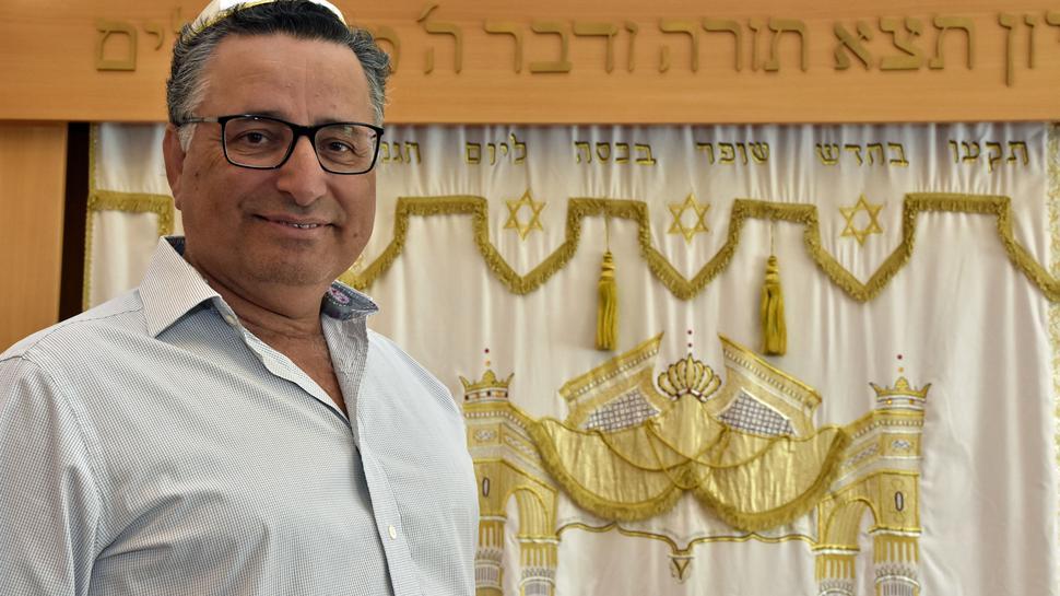 WAS IN HALLE PASSIERT IST, kann morgen in Baden passieren, sagt Rami Suliman, der Vorsitzende der IRG Baden und der Jüdischen Gemeinde Pforzheim. Foto: Jehle