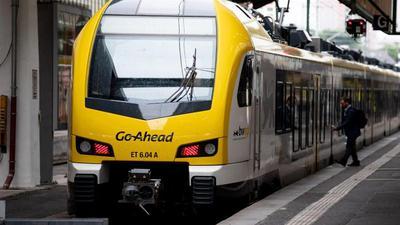 Öfter pünktlich: Go Ahead hat sich auf der Strecke Stuttgart - Pforzheim - Karlsruhe gesteigert. Das Bahnunternehmen liegt aber noch immer hinter den Anforderungen des Landes.